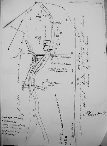 Village Sketch - Journal 7